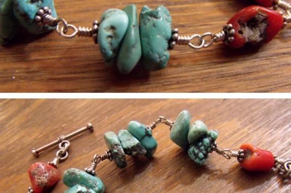 Artisan Crafted Southwest Necklace